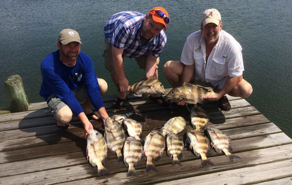 seasonal fishing